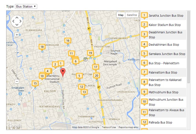 Layero-wordpress-property-neighborhood-map