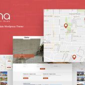 Graha – Real Estate WordPress Theme
