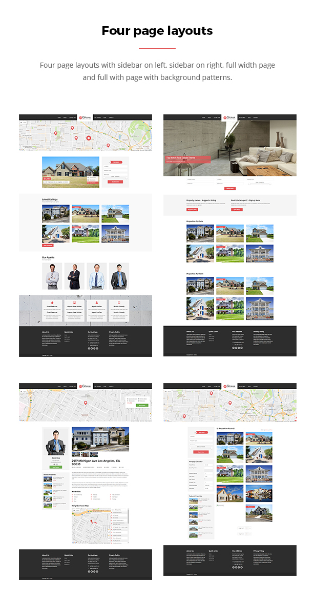 multiple-homepage-layouts