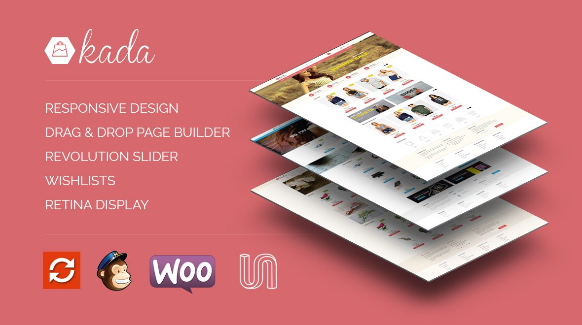 Kada Ecommerce WordPress Theme