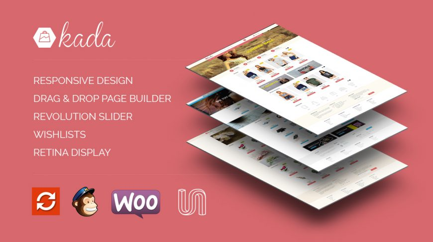 Kada Ecommerce WordPress Theme